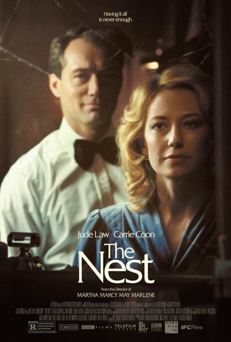 The Nest : Affiche