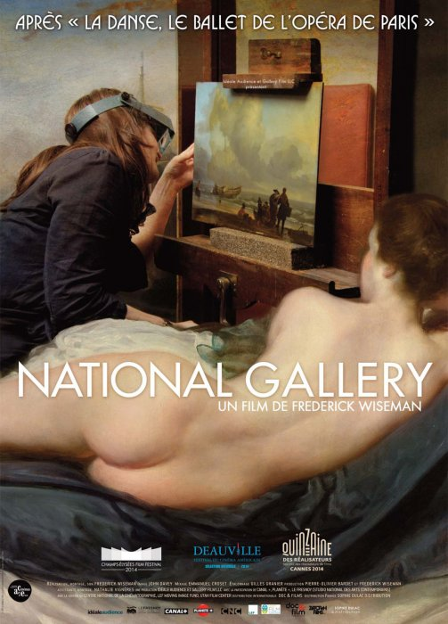 National Gallery : Affiche