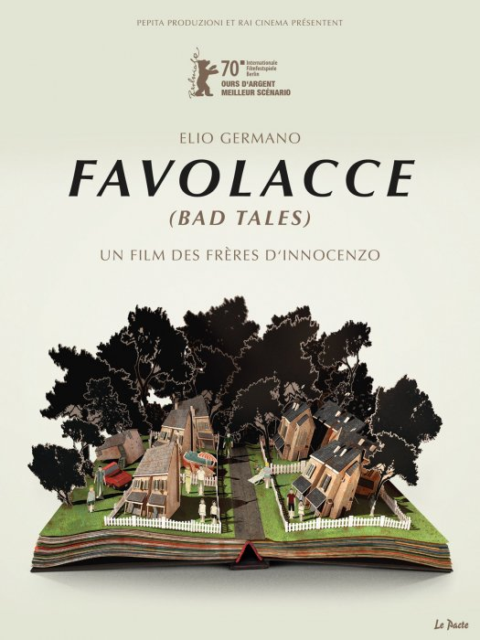 Favolacce (Bad Tales) : Affiche