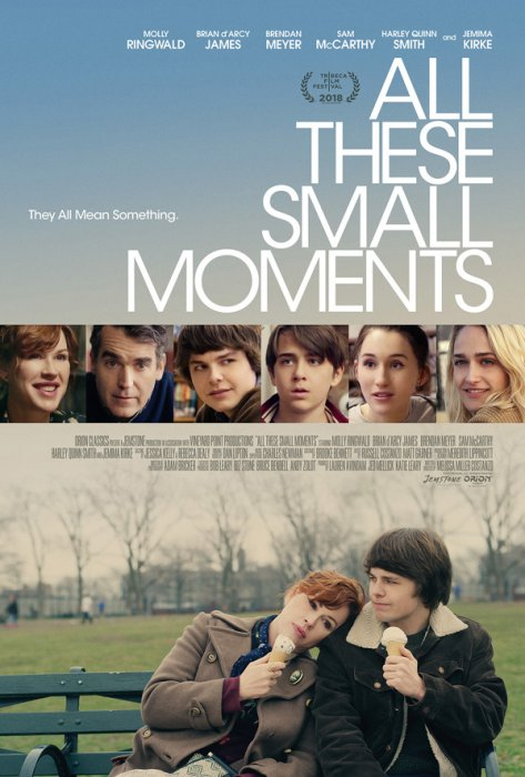 All These Small Moments : Affiche