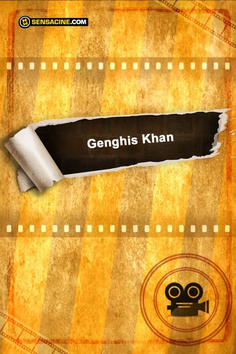 Genghis Khan : Affiche