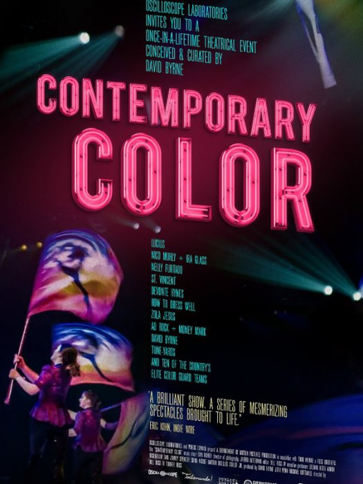 Contemporary Color : Affiche