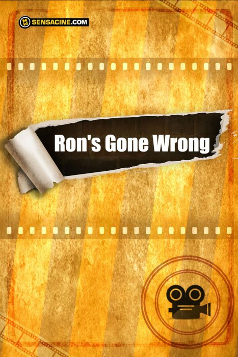 Ron's Gone Wrong : Affiche