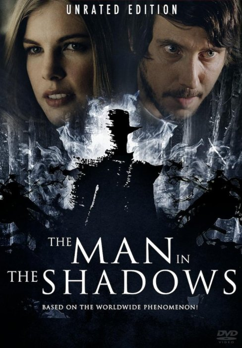 The Shadow Man : Affiche