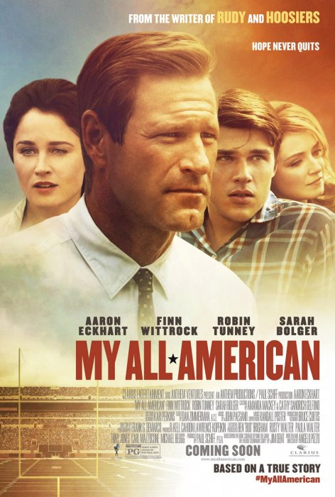 My All American : Affiche