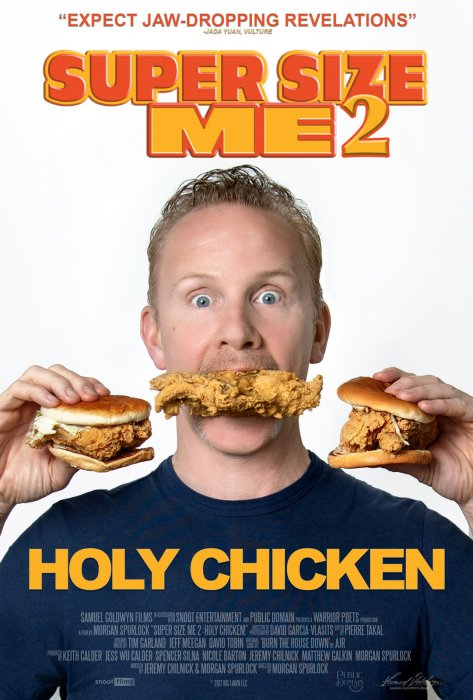Super Size Me 2: Holy Chicken! : Affiche