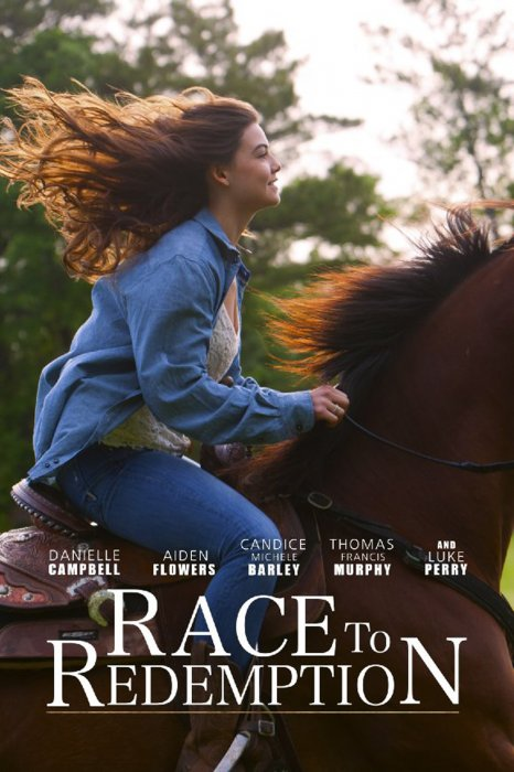 Race to Redemption : Affiche