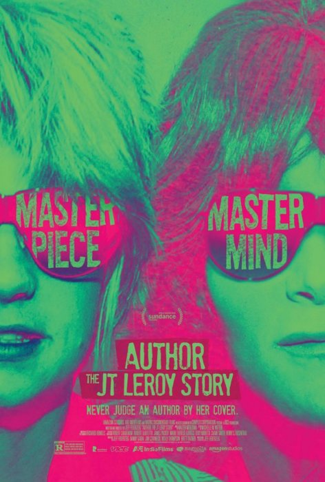 Author: The JT LeRoy Story : Affiche