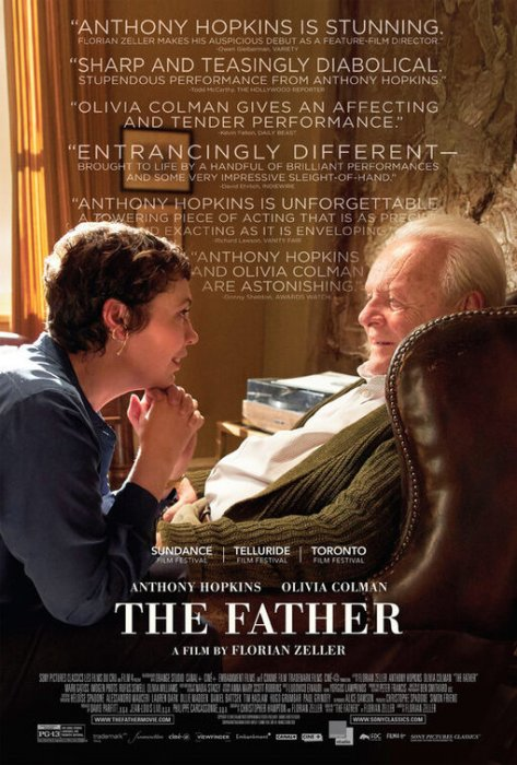 The Father : Affiche