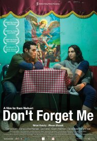 Affiche de Don't Forget Me