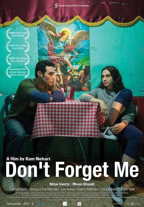 Don't forget me : Affiche