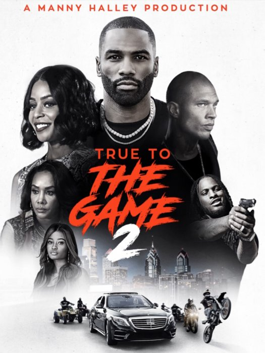True to the Game 2: Gena's Story : Affiche