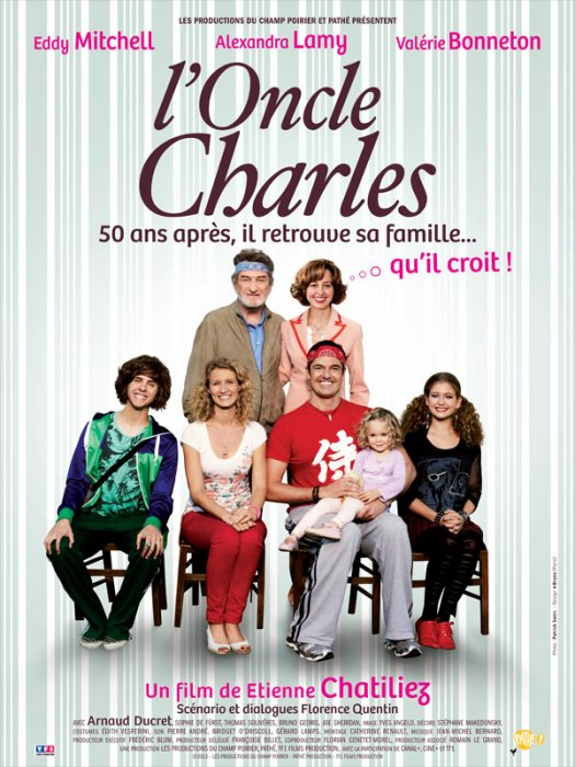 L'Oncle Charles : Affiche