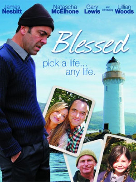 Blessed : Affiche