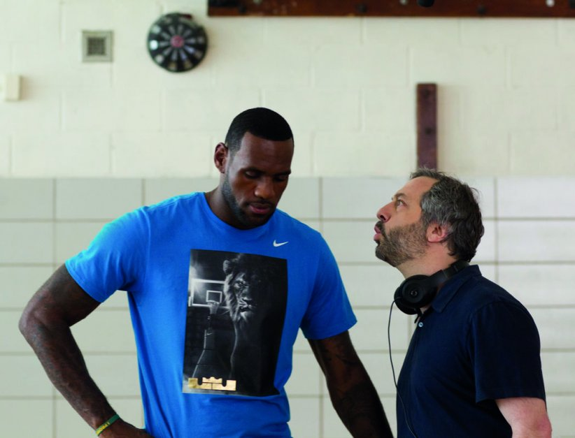 Crazy Amy : Photo Judd Apatow, LeBron James