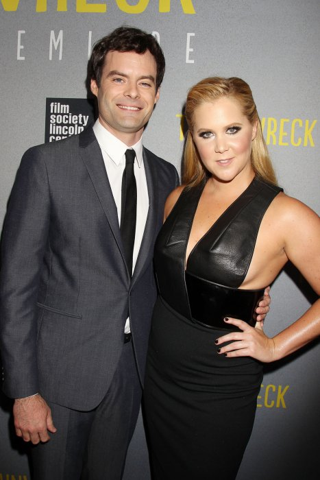 Crazy Amy : Photo promotionnelle Amy Schumer, Bill Hader