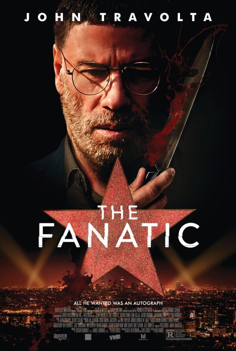 The Fanatic : Affiche