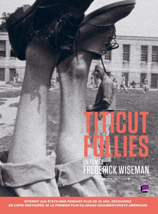 Titicut Follies : Affiche