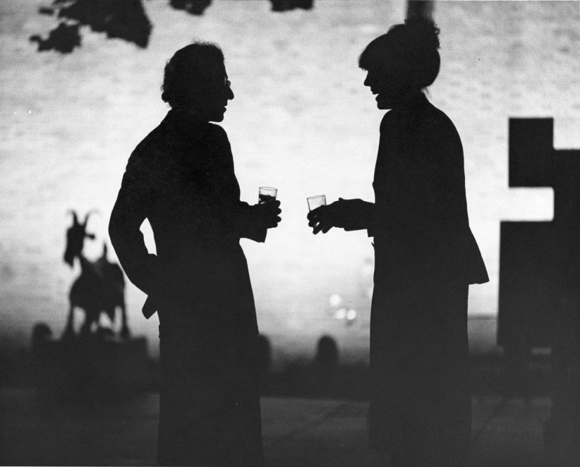 Manhattan : Photo Diane Keaton, Woody Allen
