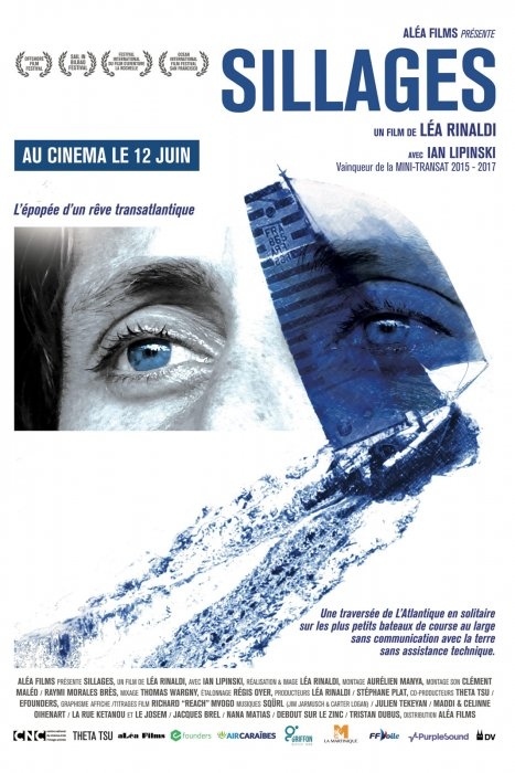 Sillages : Affiche