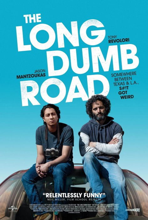 The Long Dumb Road : Affiche