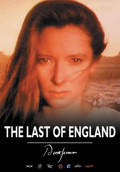 The Last of England : Affiche