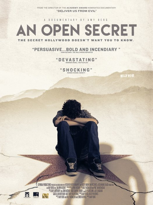 An Open Secret : Affiche
