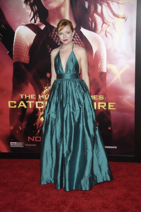 Hunger Games - La Révolte : Partie 1 : Photo promotionnelle Stef Dawson