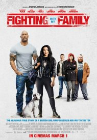 Affiche de Fighting With My Family