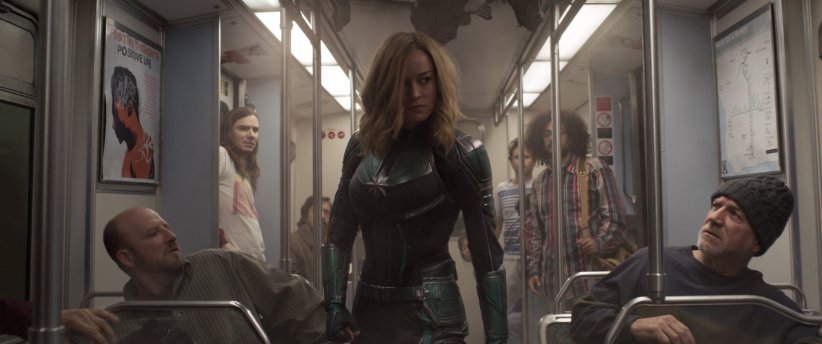 Captain Marvel : Photo