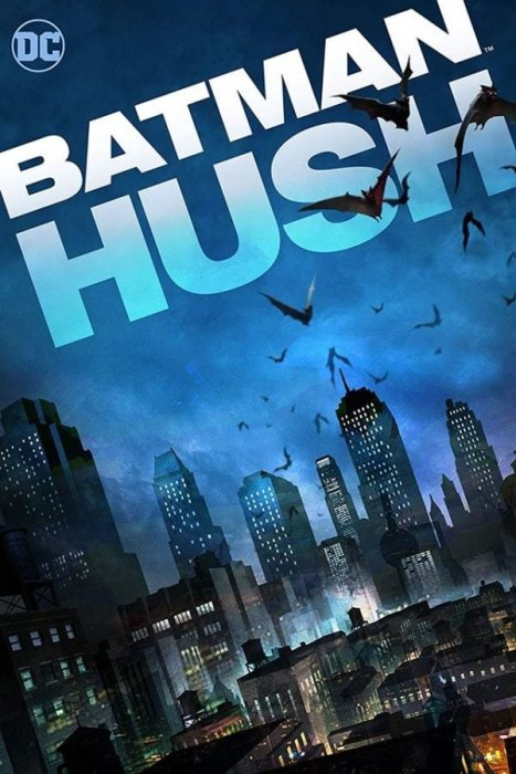 Batman: Hush : Affiche