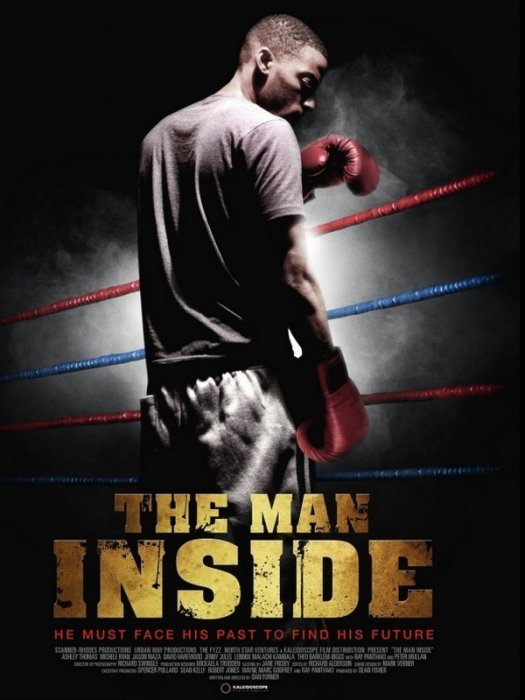 The Man Inside : Affiche