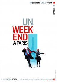 Affiche de Un week-end à Paris