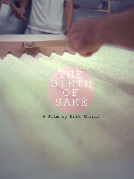 The Birth of Saké : Affiche