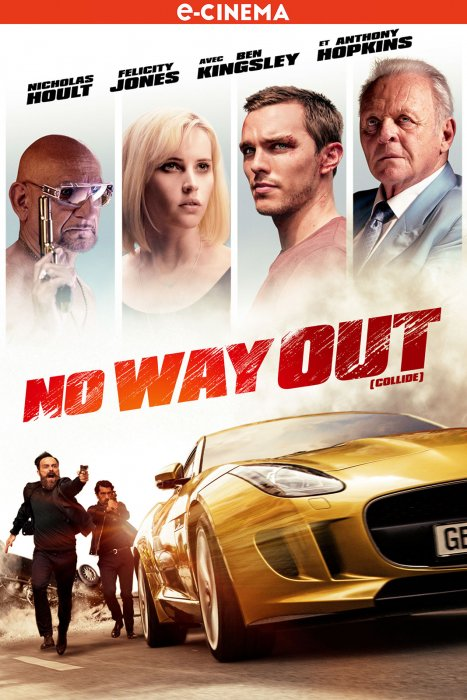 No Way Out : Affiche