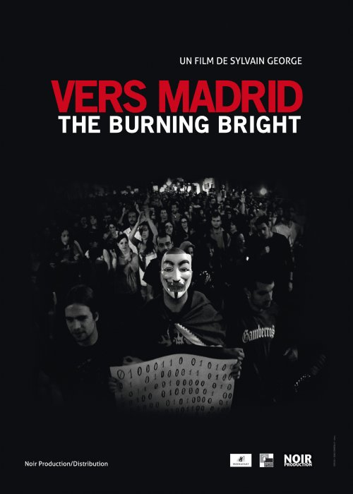 Vers Madrid - The Burning Bright : Affiche