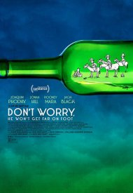 Affiche de Don't Worry, He Won't Get Far On Foot