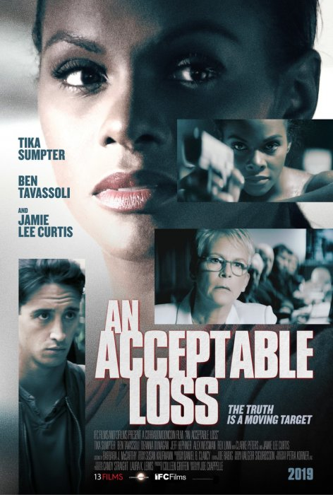 An Acceptable Loss : Affiche