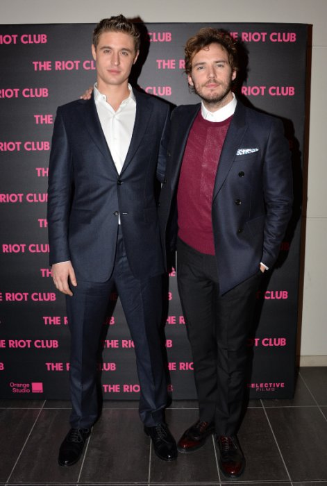 The Riot Club : Photo promotionnelle Max Irons, Sam Claflin