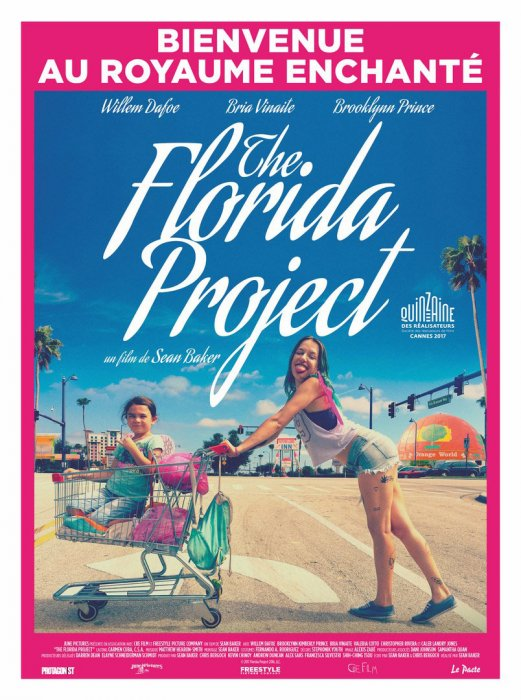 The Florida Project : Affiche