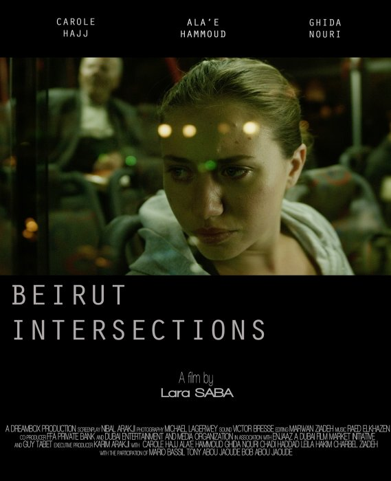 Beirut Intersections : Affiche