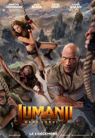 Affiche de Jumanji: next level