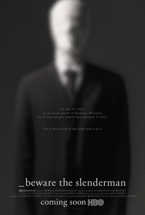 Beware the Slenderman : Affiche