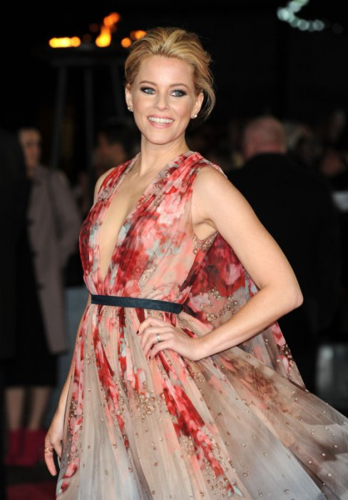 Hunger Games - La Révolte : Partie 1 : Photo promotionnelle Elizabeth Banks