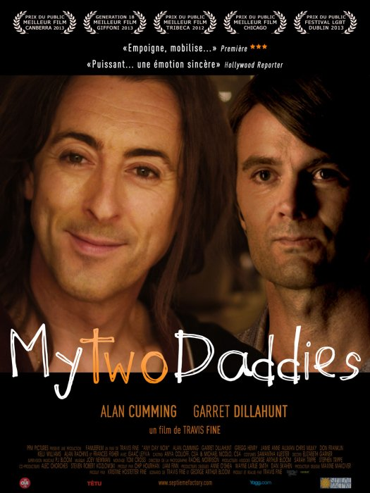 My Two Daddies : Affiche