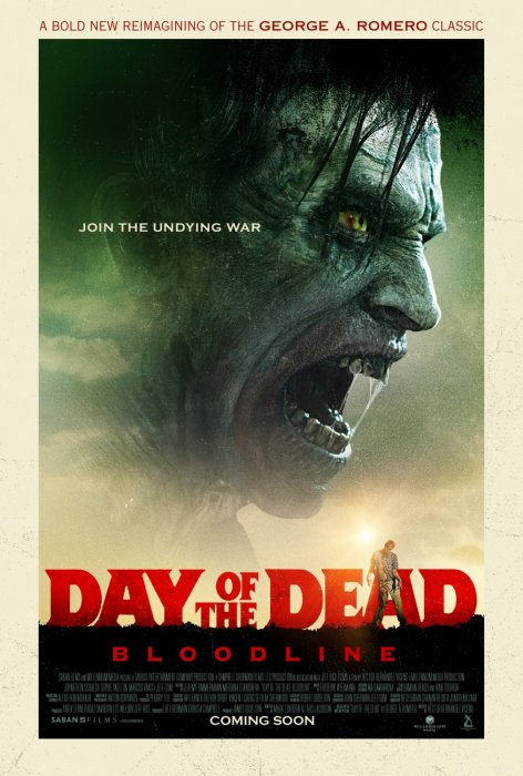 Day Of The Dead: Bloodline : Affiche