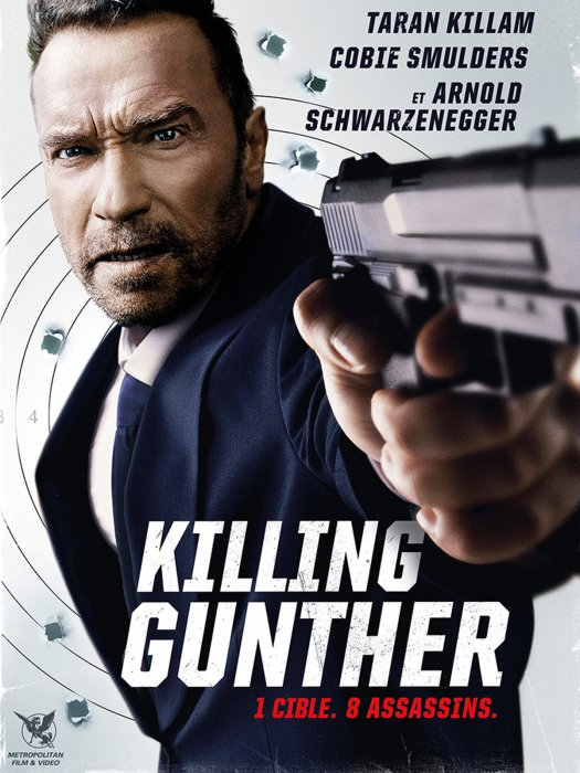 Killing Gunther : Affiche