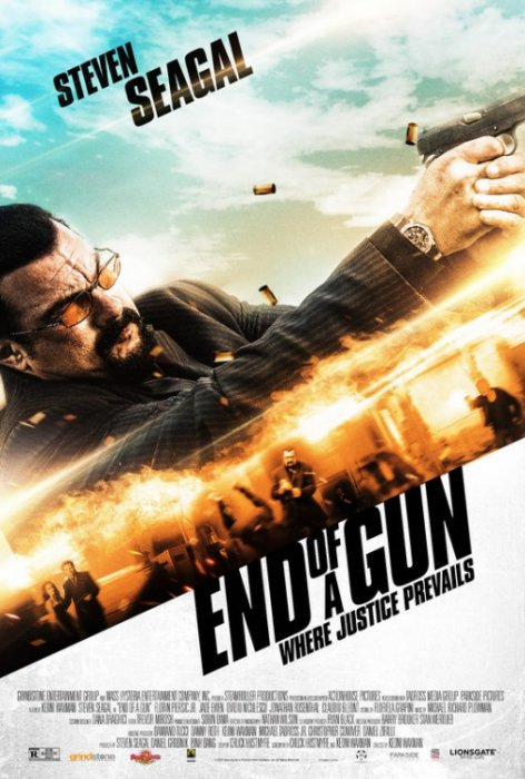 End Of A Gun : Affiche