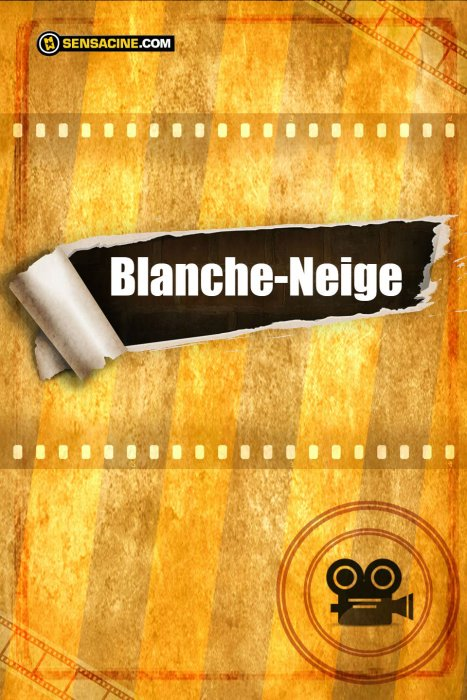 Blanche comme Neige : Affiche