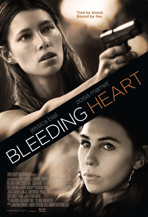 Bleeding Heart : Affiche
